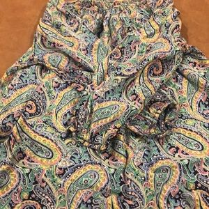 American Living Tops - Paisley too